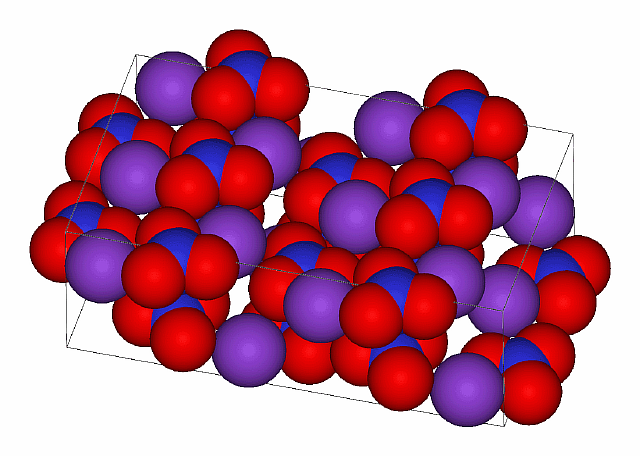Potassium-nitrate-unit-cell-3D-vdW