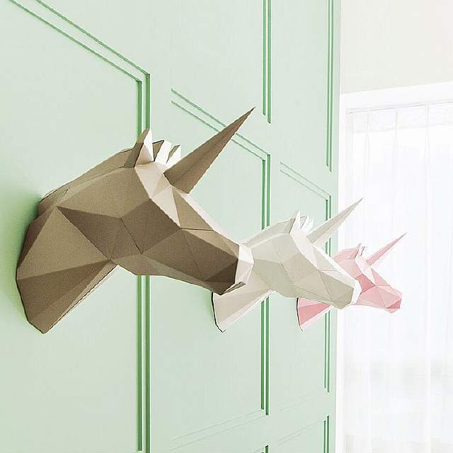 animal-decorations-paper-fold-low-polygon-sculpture-papa-4