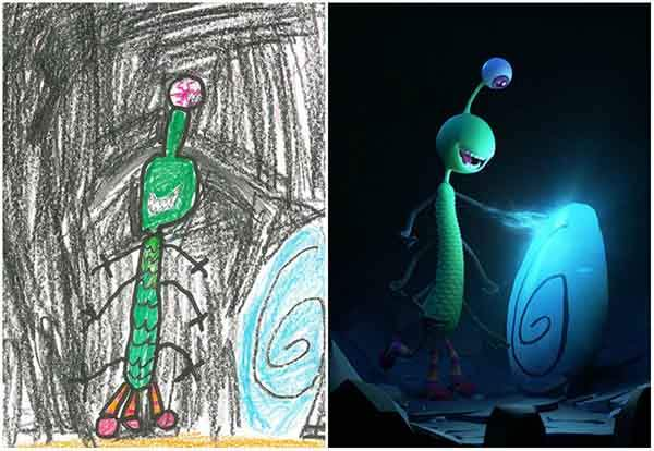 the-monster-project-artists-from-around-the-world-brought-to-life-childrens-drawings-artnaz-com-5