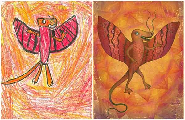 the-monster-project-artists-from-around-the-world-brought-to-life-childrens-drawings-artnaz-com-9