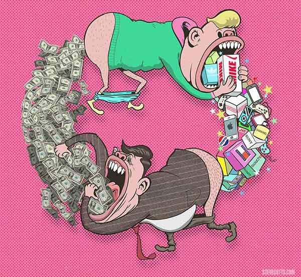 the-sad-state-of-todays-world-by-steve-cutts-7