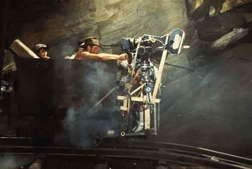 Awesome Behind The Scenes Photos From Old Movies (19)