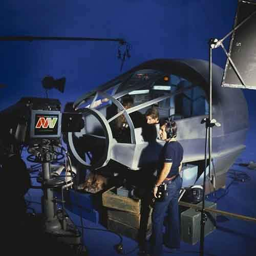 Awesome Behind The Scenes Photos From Old Movies (20)
