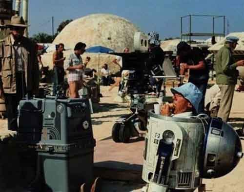 Awesome Behind The Scenes Photos From Old Movies (8)