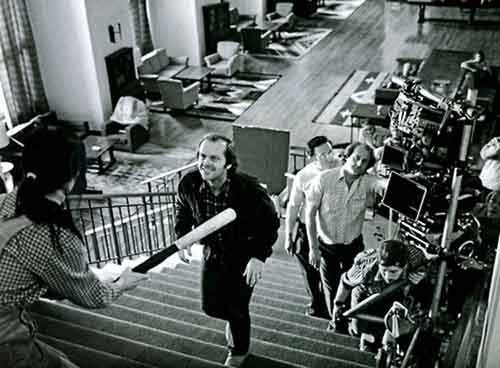 Awesome Behind The Scenes Photos from Horror Movies (1)