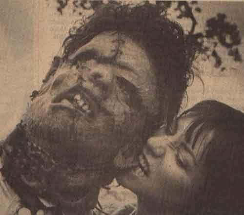 Awesome Behind The Scenes Photos from Horror Movies (10)