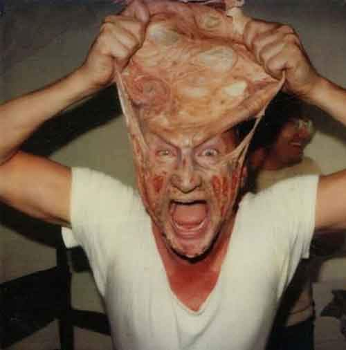 Awesome Behind The Scenes Photos from Horror Movies (14)