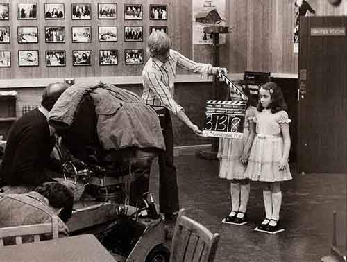 Awesome Behind The Scenes Photos from Horror Movies (18)