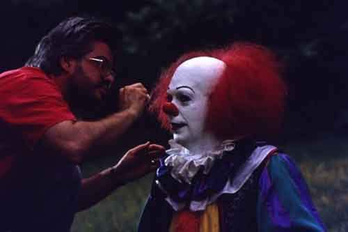 Awesome Behind The Scenes Photos from Horror Movies (25)