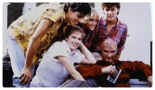 Awesome Behind The Scenes Photos from Horror Movies (4)