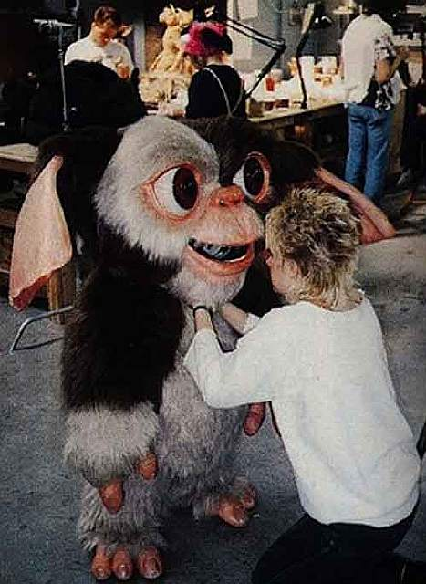 Awesome Behind The Scenes Photos from Horror Movies (6)