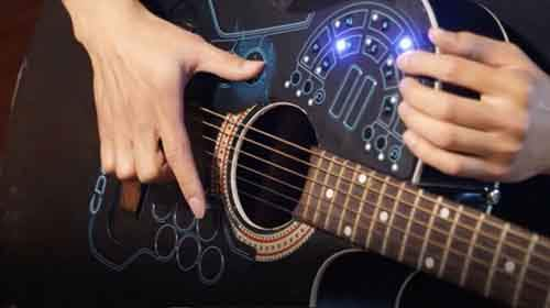 Electronic Orchestra for your guitar