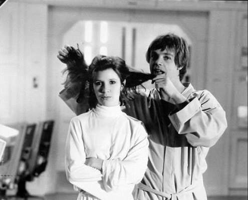 Star Wars Behind The Scenes Rare Photos (35)