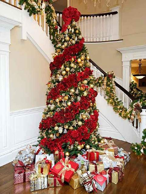 floral-christmas-tree-decorating-ideas-31__605
