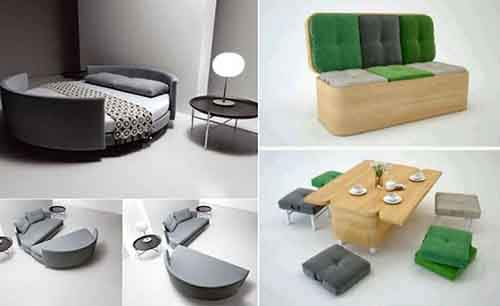 20 Multi-Purpose Convertible Furnitures for small spaces (19)