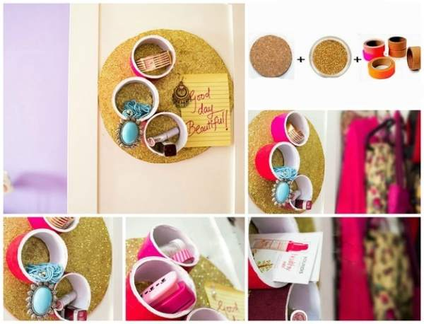 One simple way to make sure you never lose your jewelry and cosmetics ever again
