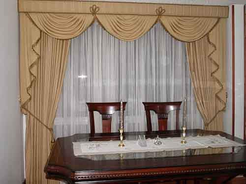 beige-curtains-luxury-classic-curtains-and-drapes-for-dining-room-2015-2016