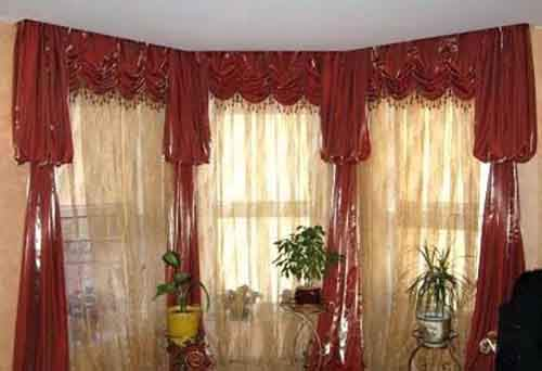 bright-red-curtains-for-living-room-luxury-classic-curtains-and-drapes