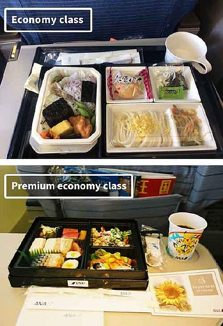Ana Airlines-airline-food-