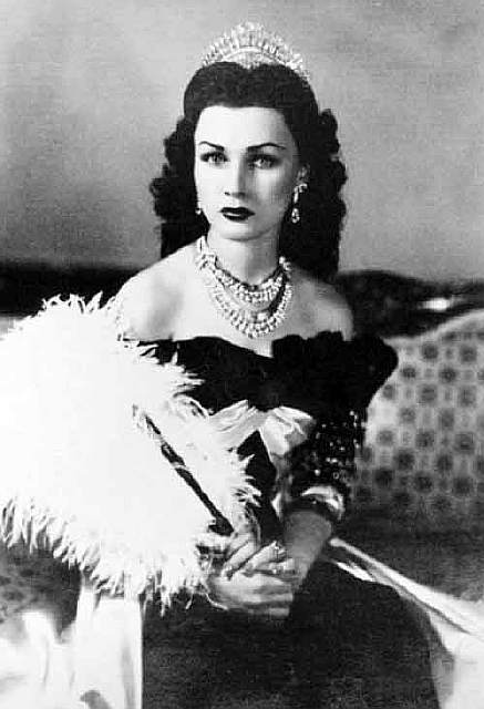 Fawzia Faud, Queen of Egypt and Iran, 1939