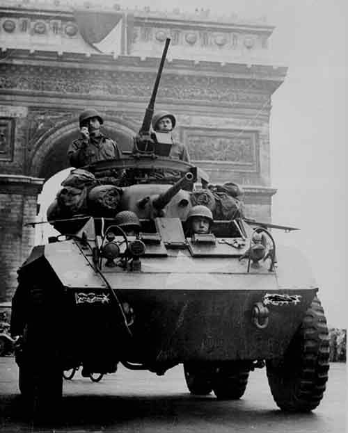 Liberation of Paris, August 1944