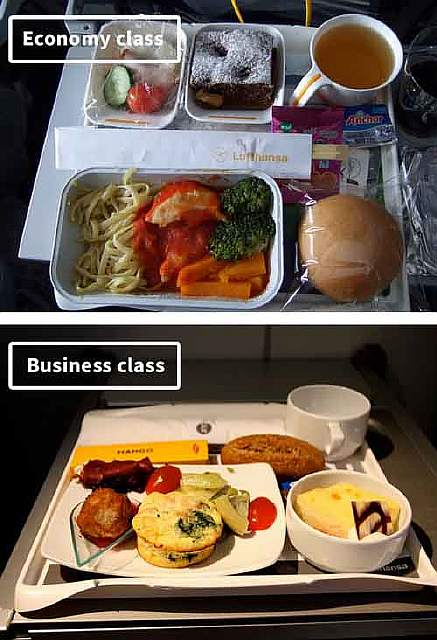 Lufthansa-airline-food