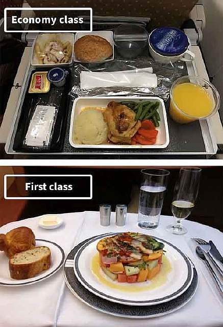 Singapore Airlines-airline-food