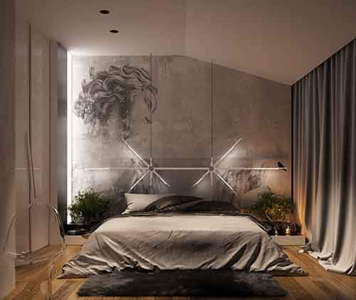 artistic-bedroom-lighting-theme