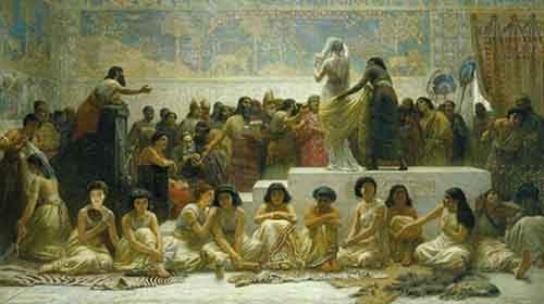 Babylonian-Marriage