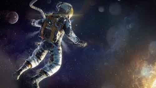 Hd-Wallpaper-Astronaut-Lost-In-Dark-Black-Space-Abstract-Abstract