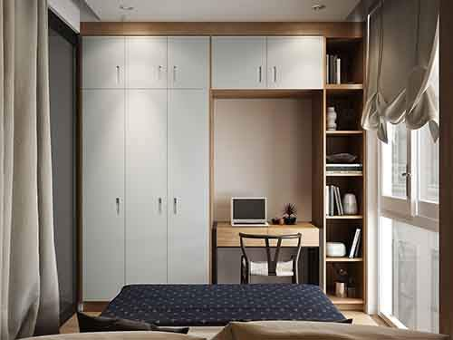maximize-space-in-small-bedroom