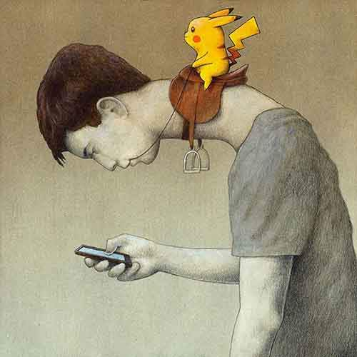 pokemon-says-go-pikachu-riding-human-by-pawel-kuczynski-1