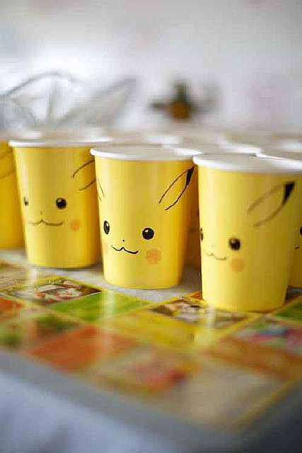Pokemon-cups