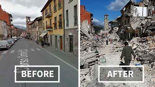 italy-earthquake-before-after