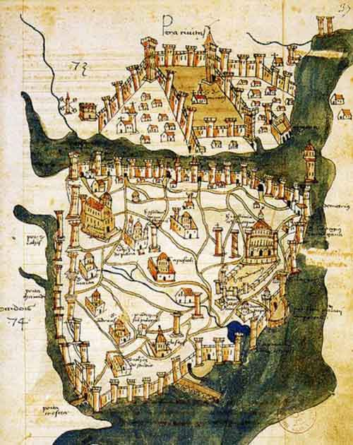 istanbul-called-byzantium-then-constantinople-was-founded-in-660-bce-constantinople-was-conquered-by-the-ottoman-empire-in-1453