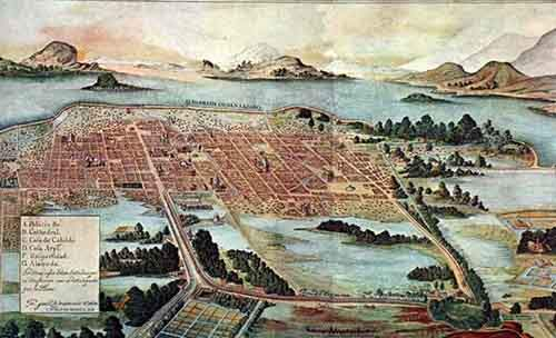 mexico-city-instituted-a-grid-system-which-is-how-many-colonial-spanish-cities-were-set-up-starting-in-the-16th-century-with-the-zcalo-as-the-main-square