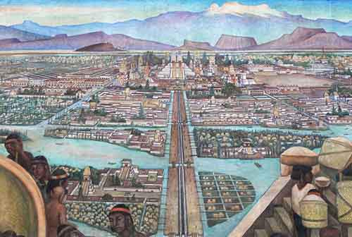 mexico-city-originally-named-tenochtitln-was-founded-under-the-aztec-empire-in-1325