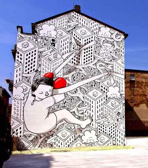 20-strong-street-art-works-revealing-the-truth-of-life-artnaz-com-19