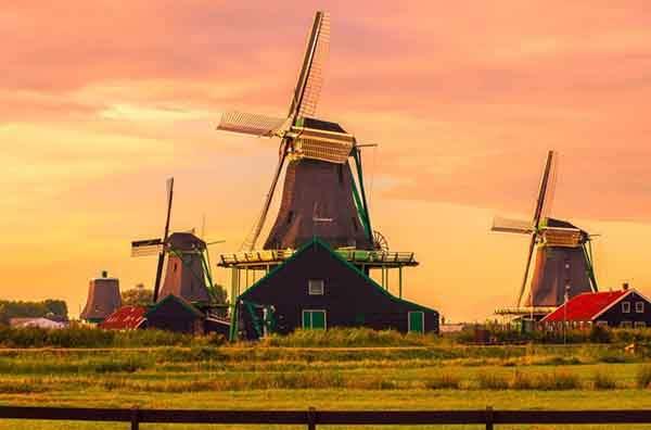 Zaanse Schans, Netherland