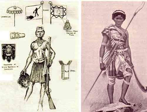 Amazon of Dahomey